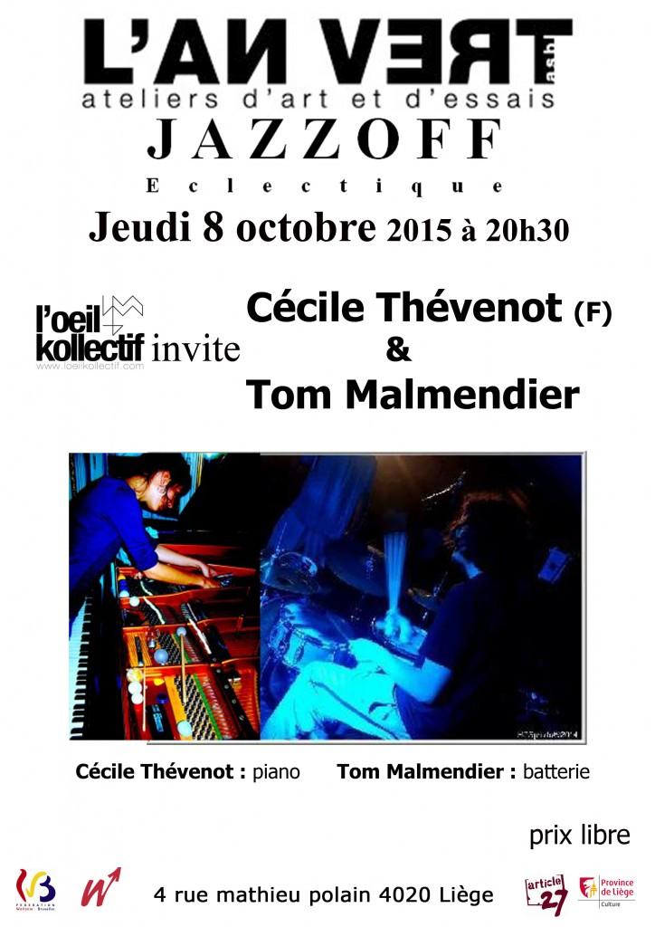JazzOff octobre