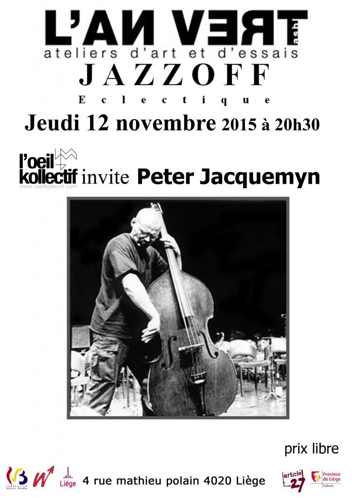 JazzOff novembre