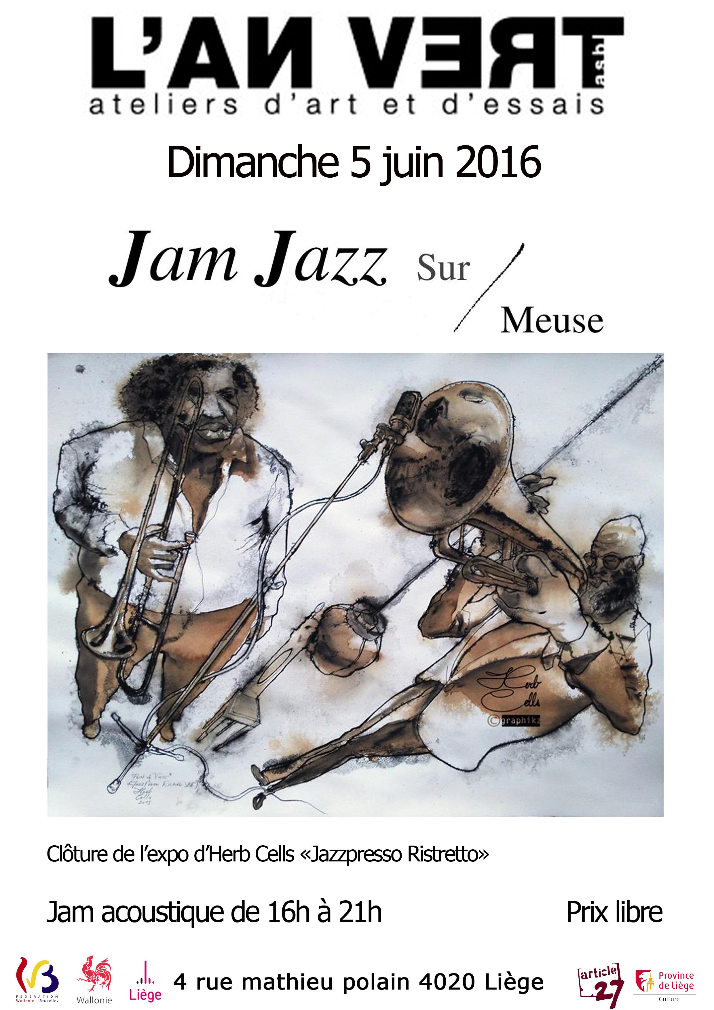 JamJazz 5 juin