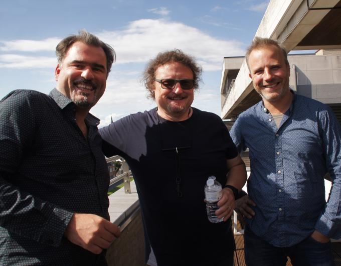 Teun Verbruggen / Frank Vaganée / Sam Gerstmans Trio